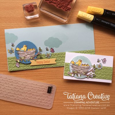 Flying Home Stamp Set - 2018 Occasions Catalogue - Tatiana Creative Stamping Adventure