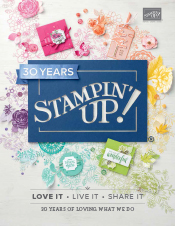 2018 - 2019 Annual Stampin' Up!® Catalogue Tatiana Creative Stamping Adventure