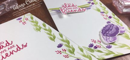 Facebook Live – Simple Stamping
