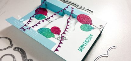 Fantastic Fun Folds – Layered Bridge Card