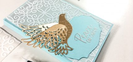 Dove of Hope Box Card – Fantastic Fun Folds