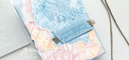 Sand & Sea Birthday Card