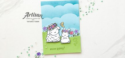 Artisan Tip – Adding Shading to Springtime Joy