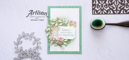 Springtime Joy Easter Card